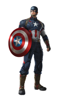 AVENGERS age of Ultron : Captain America by steeven7620