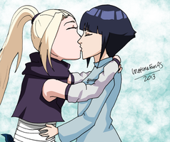 Another Kiss by InoHinaFan95