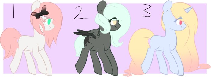 Adopt Batch { AUCTION } CLOSED by Scarmmetry