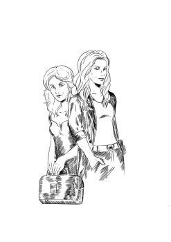 Rizzoli and Isles by AndreeDeJardjais