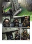 'Die Zwerge' Comic Page Preview by che-rigas