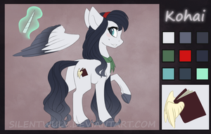 Kohai Adopt (CLOSED) by SilentWulv