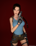 Tomb Raider 2 - Remake by Fabio41Fabio