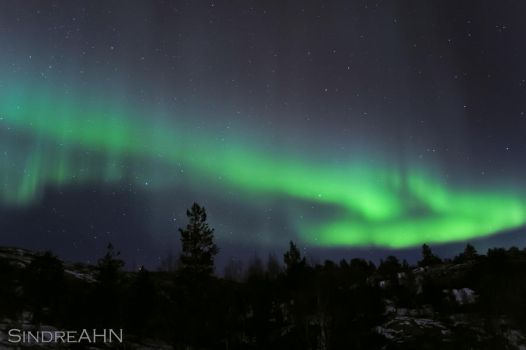 The Northern Lights of Mars 11 by SindreAHN