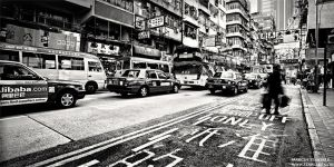 City of Shadows: Hong Kong III by xMEGALOPOLISx