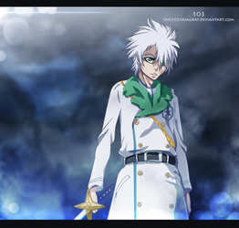Bleach 591 - Hitsugaya Zombie by The-103