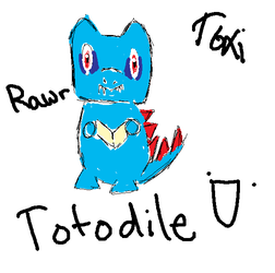 Another crappy Poke Doodle by TOXiC-ToOtHpAsTe