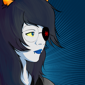 Vriska Serket by shadowkixx