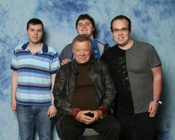 Meeting William Shatner by Tyler3967
