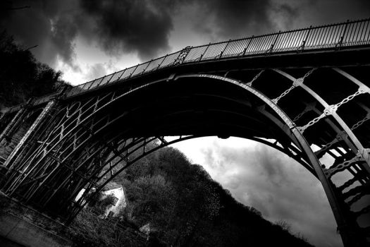 IRON BRIDGE by marko2989