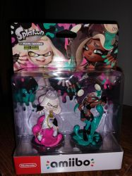 Pearl and Marina hooks on in! by Sephy90