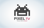 Logo for pixel tv by jozef89
