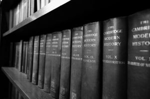 A Page In History Monochrome by havehart