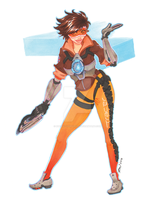 Tracer by EternityEmporium