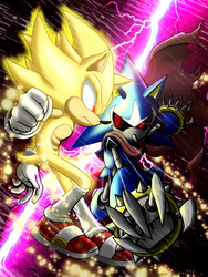 There is Only One Sonic by MolochTDL