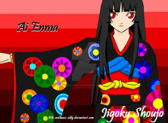 ai enma jigoku shoujo by orellanos-aldy