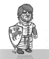 Tyrion Lannister by Xaggerate