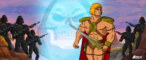 Movie Filmation He-Man by MikeBock