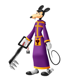 Mortimer Mouse - KH 3D Model by Tataouin