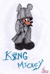 King Mickey by charmsapphire