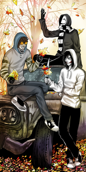 Fan Jeff the killer12 by Ashiva-K-I