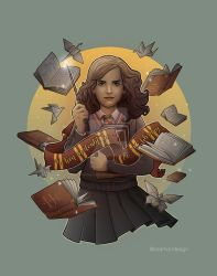 The Magic of Books by angelsaquero