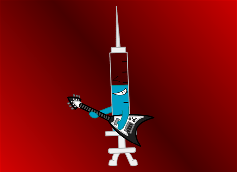 Ready to rock by Boggy-lord