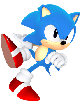 Blast through with Sonic Speed! by JaysonJeanChannel