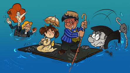 Stop Being a Punt by TopperHay