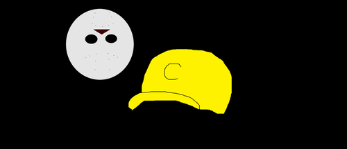 A Mask and A Cap by SCP-096-2