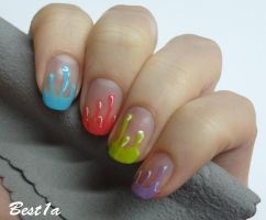 Manicure #122 by Best1a