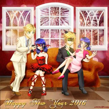 A Miraculous New Year by a745
