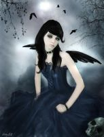 Angel of Death by AntonellaB
