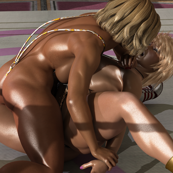 07 Mirabelle vs Rianne Third-Place Match 104 by CalvadosJapan