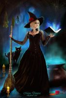 Witch by anais-anais61