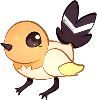 A shiny fletchling appeared! by PTS-Admin