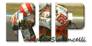RIP Marco Simoncelli by hyperion-ogul-92