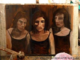 Three Aspects Of The Self -1- by SpoonSeeker