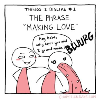 TID #1 - Making Love by chopstickdays