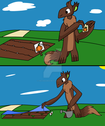 Farming trial - Step 1 and 2 by The-Sheamus-MLP