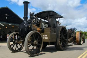 1912 McLaren 10nhp Road Locomotive No1332 Gigantic by Daniel-Wales-Images