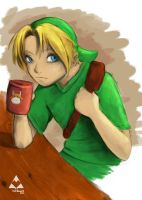 Modern Young Link by Tri-Heart