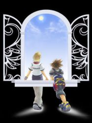 KH2 - ++ Open Window ++ by gemiange