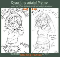 Draw this again Meme 2009-2011 by StalkingP