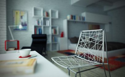 DoF chair by bizkitfan