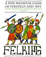 Poster or cover for Felking game by Dewfooter