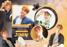 PNG PACK: Jimin #19 (Summer Package in Saipan) by Hallyumi