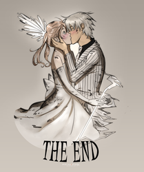 Offscreen Ending - Soul Eater by Marina-Shads