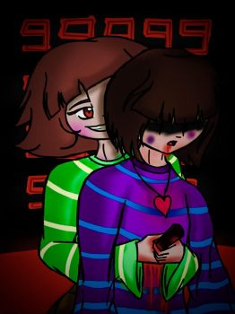 Undertale Genocide: Wrong LOVE by ShinjitsuForever