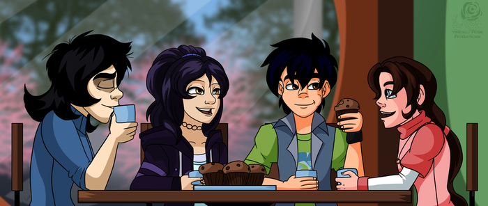BH6: Cafe Chit Chat by Aileen-Rose